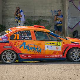by Milan Pastorek - Sports & Fitness Motorsports ( rally, barum zlín )