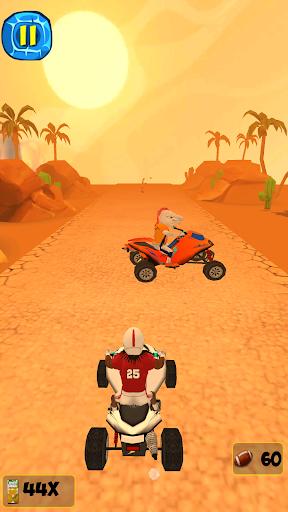 Melvin Gordon Football Rush - screenshot