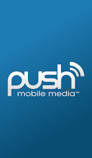 Push Mobile Media Emulator - screenshot