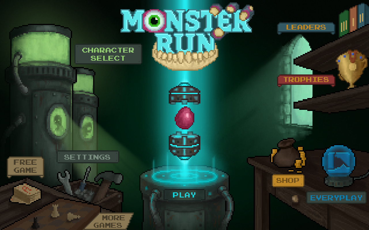 Monster Run Screenshot 13