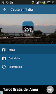 Ceuta en 1 día - screenshot