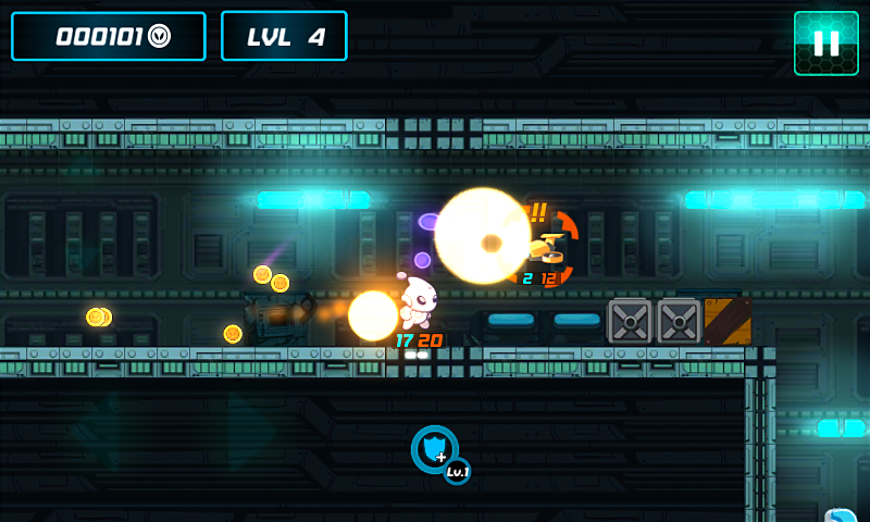 Agent Aliens Screenshot 1