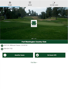 Fort Washington Country Club - screenshot