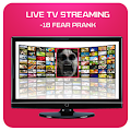 Download Tv Live Streaming scray prank APK on PC