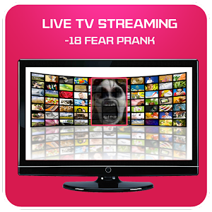 Tv Live Streaming scray prank