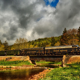 by James Eickman - Transportation Trains
