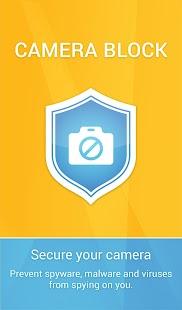 Camera Block -Anti spy-malware