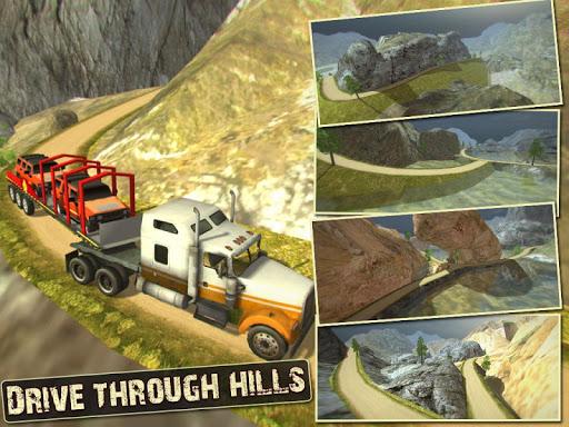 Cargo Truck Extreme Hill Drive - screenshot