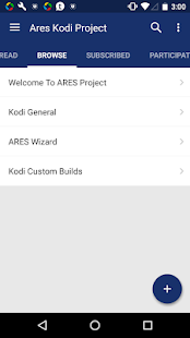App Ares Kodi Project APK for Windows Phone