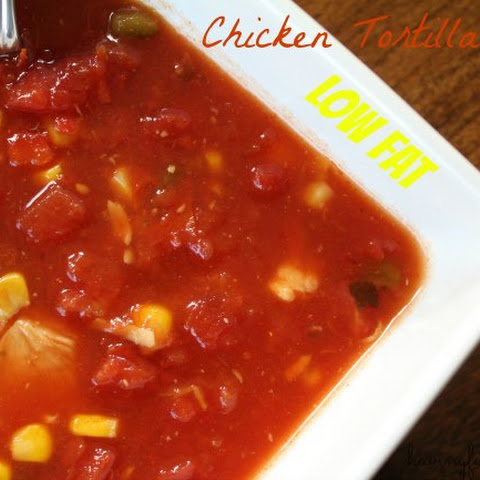 Chicken Tortilla Soup Recipe - Crock Pot - canned post