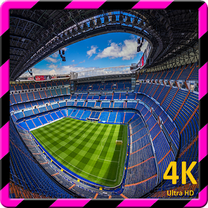 Wallpapr for Santiago Bernabeu