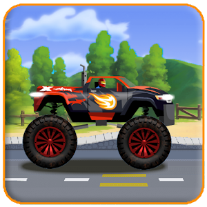 Download Monster Truck Racing Adventure For PC Windows and Mac