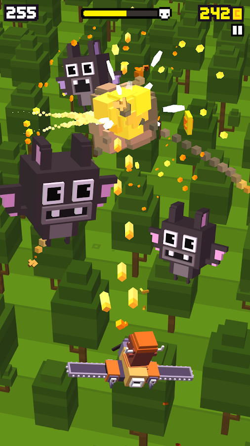 Shooty Skies - Arcade Flyer Screenshot 4