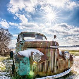 by Adam C Johnson - Transportation Automobiles