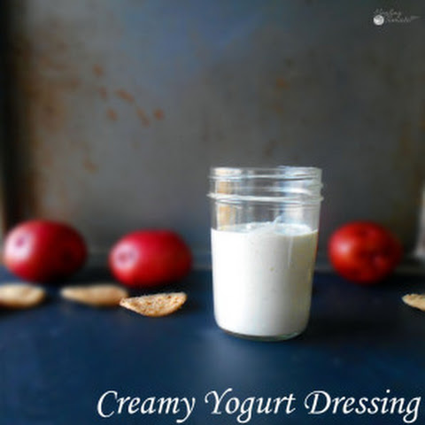 Creamy Yogurt Dressing