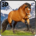 Game Wild Horse Rider Hill Climb 3D APK for Kindle