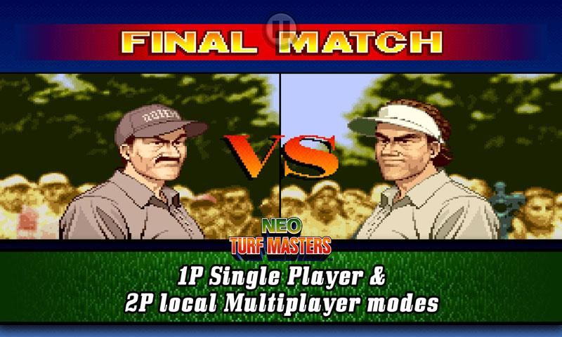 NEO TURF MASTERS Screenshot 2