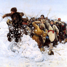 Wallpapers Vasily Surikov
