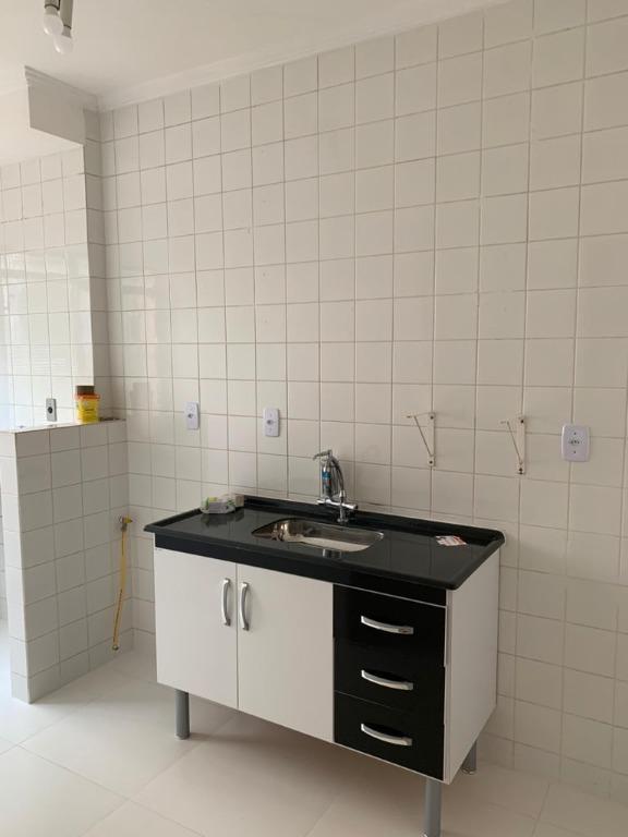 Apartamento com 2 dormitórios para alugar, 49 m² por R$ 605,00/mês - Parque São Jorge - Campinas/SP