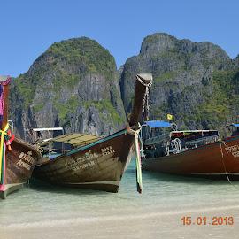 maya bay by Maja Nadel - Landscapes Travel (  )
