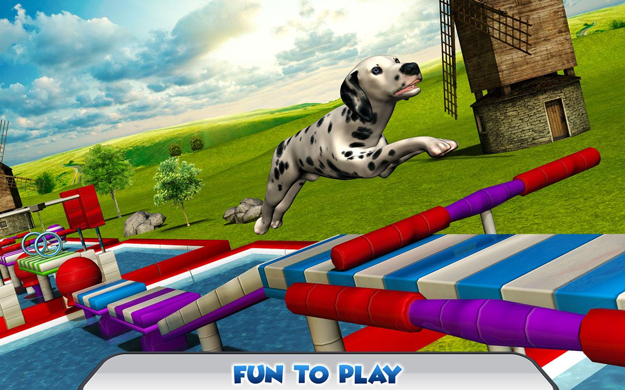 Stunt Dog Simulator 3D Screenshot 6