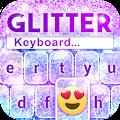 Glitter Emoji Keyboard Changer APK for Bluestacks