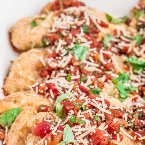 Bruschetta Chicken Bake Recipes