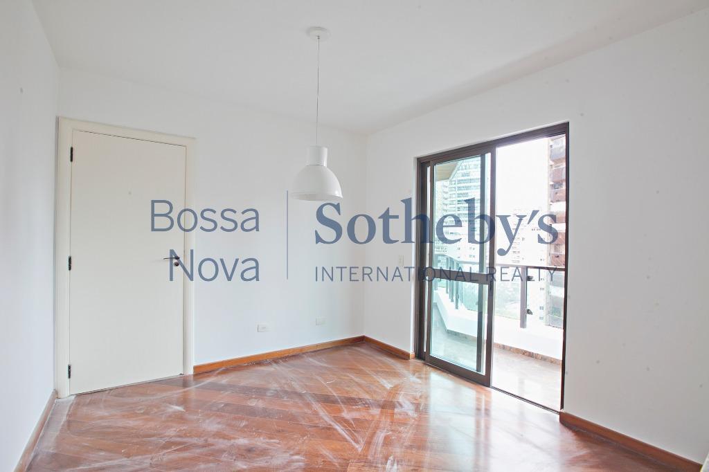 Apartamento residencial para locação, Vila Nova Conceição, São Paulo.