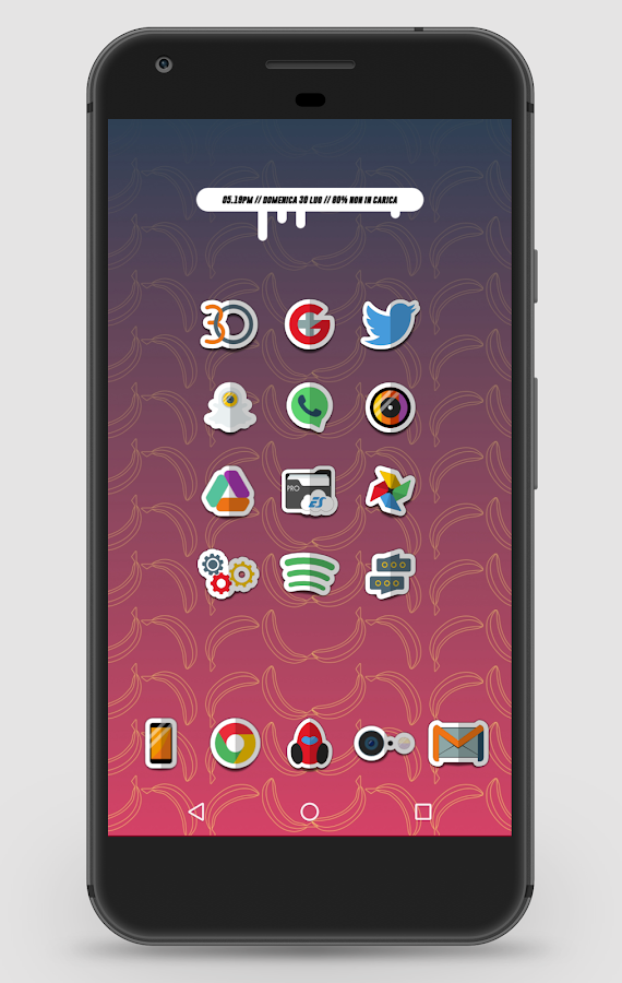 Vinilo IconPack Screenshot 6