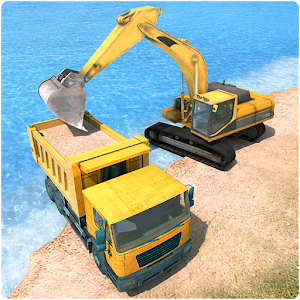 Cover art River Excavator Simulator 2