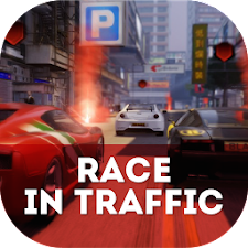 Race in traffic