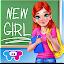 New Girl in High School