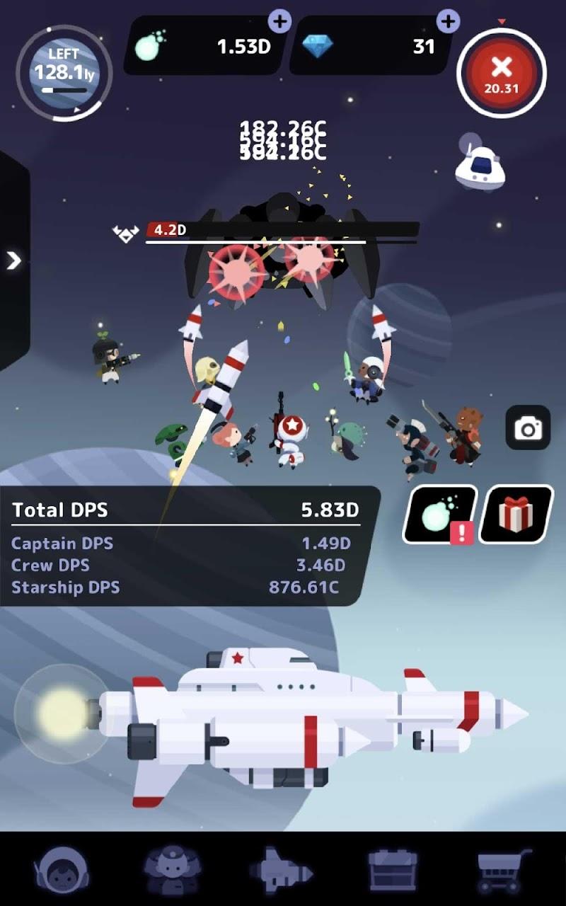 Tap! Captain Star Screenshot 12