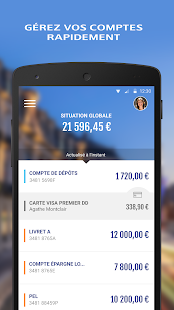 Free Download Mes Comptes - LCL pour mobile APK for Blackberry