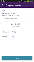 Screenshot of NatWest Offshore