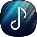 Free Music Player style Samsung S8 APK for Windows 8