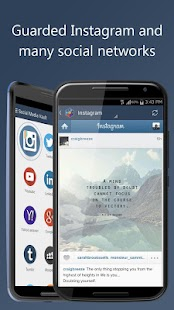 Social Media Vault Screenshot
