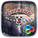 SUPREME GO Launcher Theme