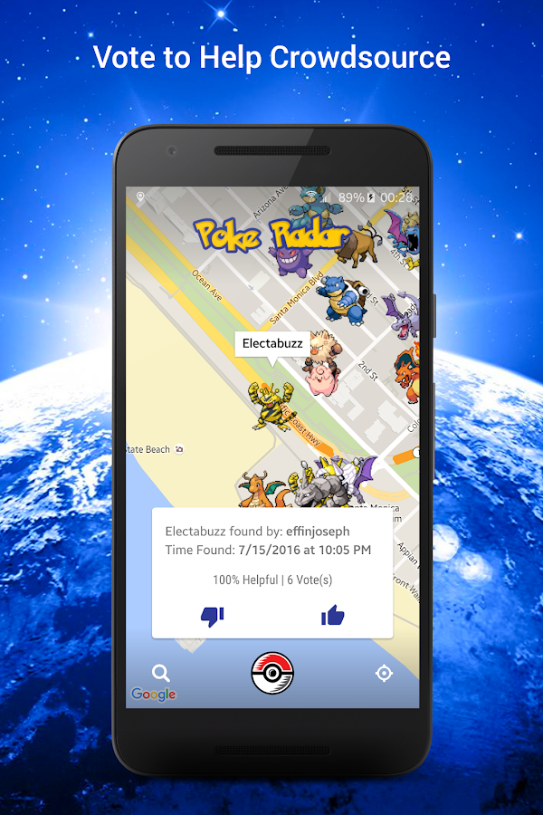 Poke Radar for Pokemon GO Screenshot 3