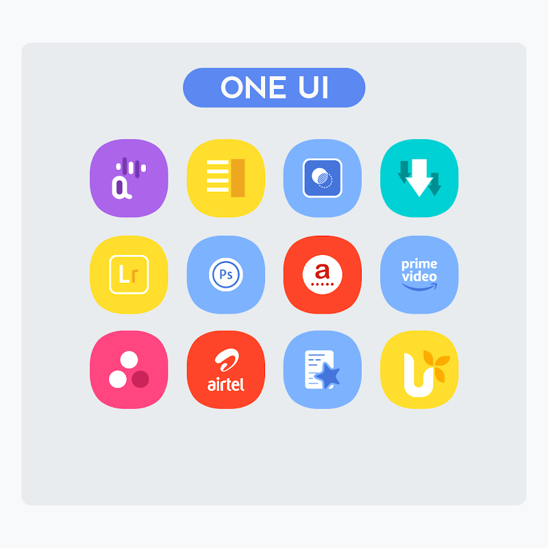 OneUI - Icon Pack Screenshot 5