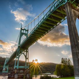 by Trisha Payne - Buildings & Architecture Bridges & Suspended Structures
