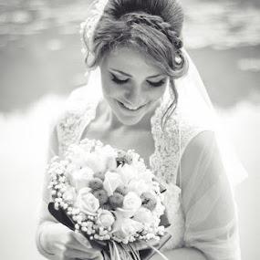 Bride by Vlada Jovic - Wedding Bride ( bride )