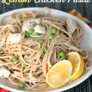 Healthy Lemon Chicken Pasta Recipes