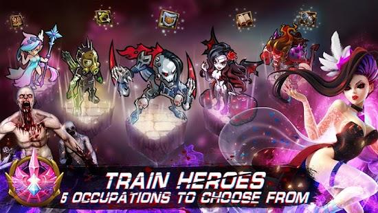 Magic Rush: Heroes APK for Ubuntu