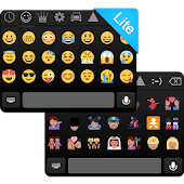 Download Emoji Keyboard Lite Kika Free APK for Android Kitkat