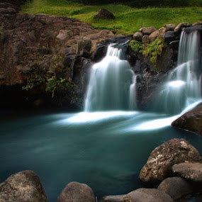 Baturaden by Widi Hardhanu - Landscapes Waterscapes