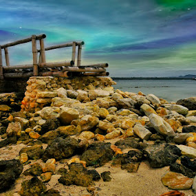 by Dhy-Vhan Neutron - Landscapes Beaches