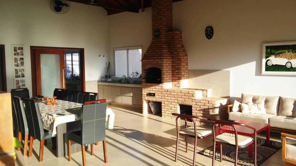 Casa residencial à venda, Itaim Mirim, Itu.
