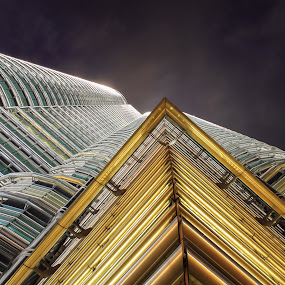 KLCC Architecture by Saya Serin - Buildings & Architecture Architectural Detail