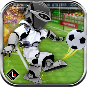 Indoor Robot Soccer Game 2017 Icon
